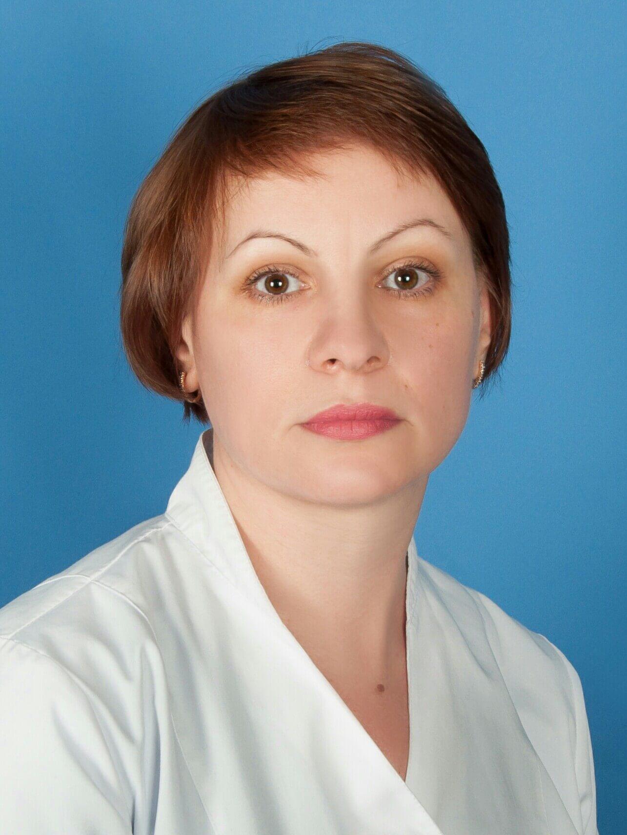 Педиатр Николаева И.А.