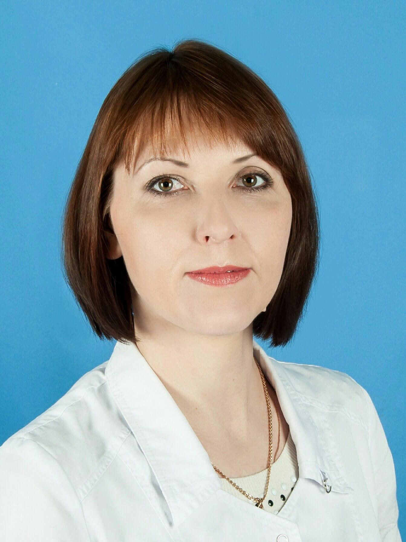 Врач кардиолог Ефимова Ю.А.