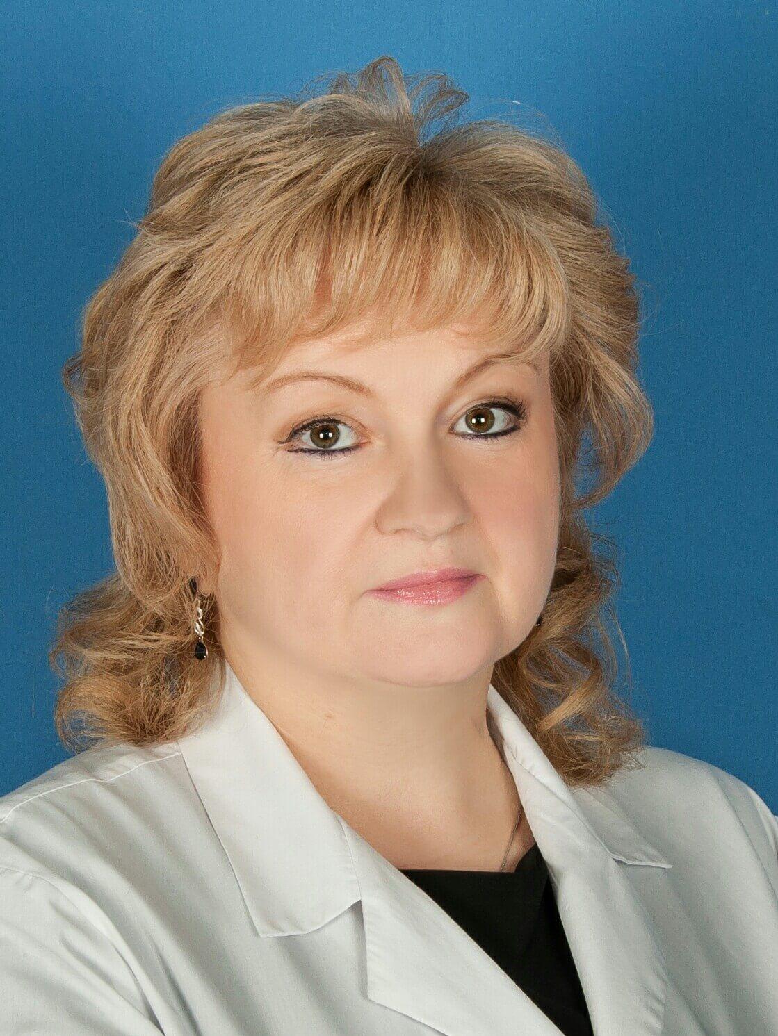 Врач невролог Душенкова О.И.