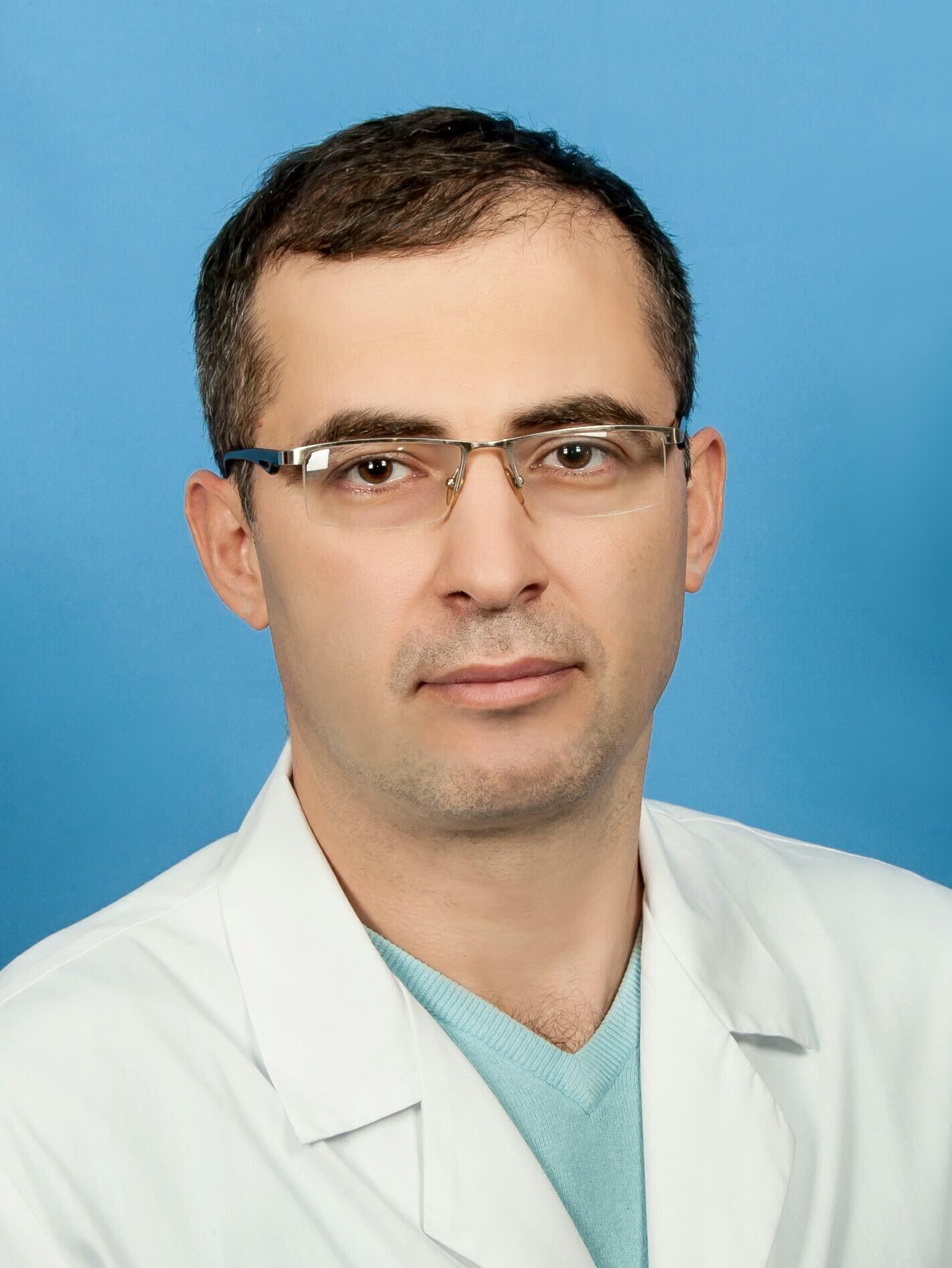 Врач УЗИ, хирург Газимагомедов З.М.