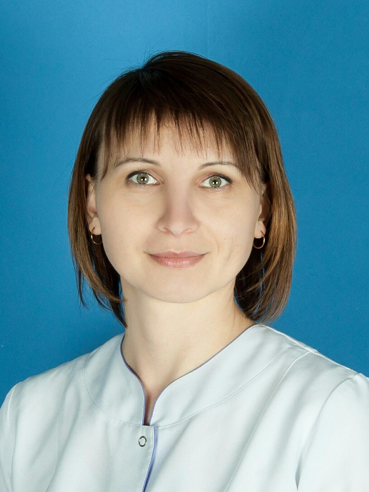 Медсестра Муравьева Е.