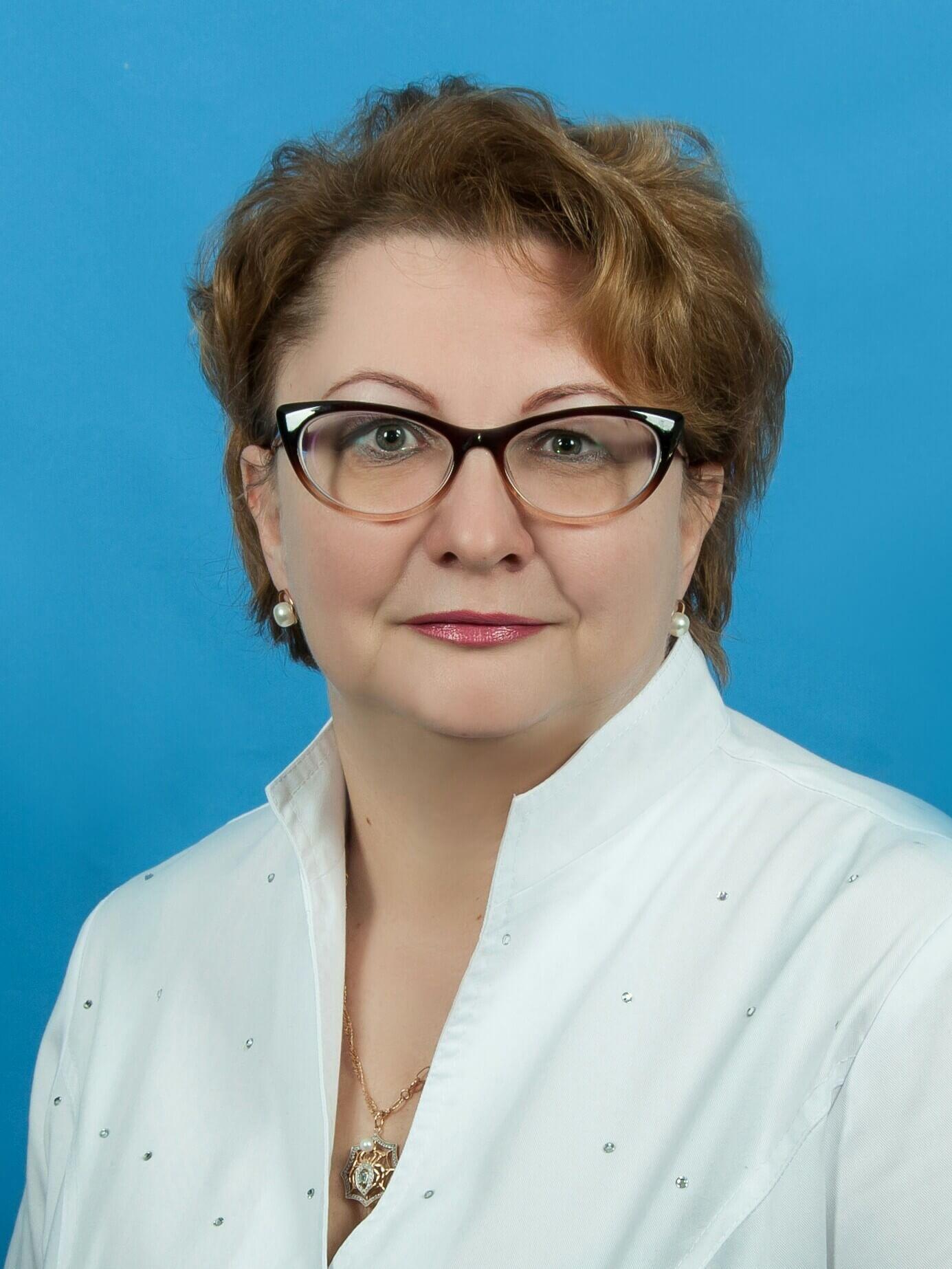 Старшая медсестра Ласточкина Е.В.