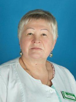 Врач гинеколог Юденкова Т.П.
