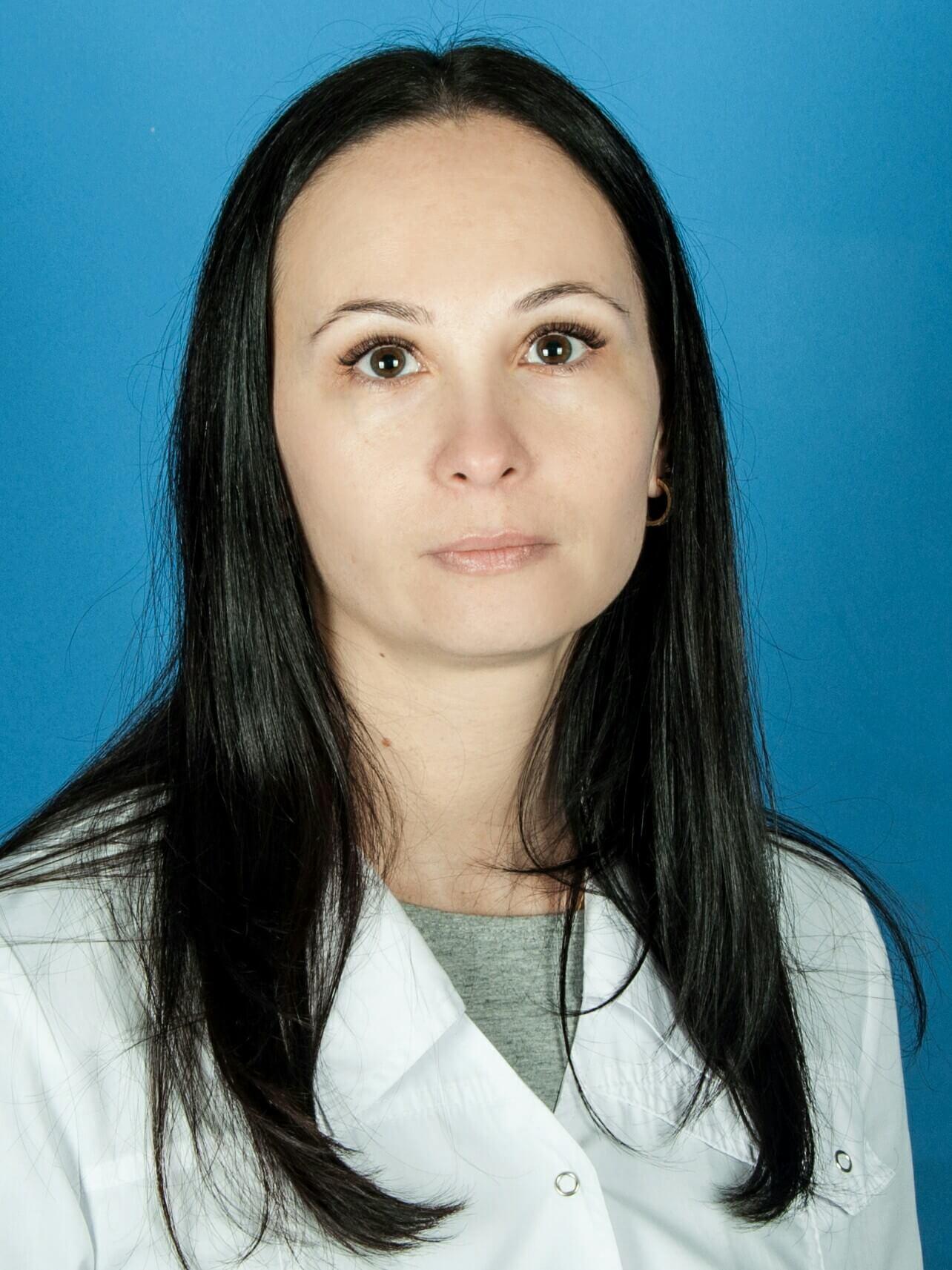 Врач гинеколог Жнельская К.Ф.