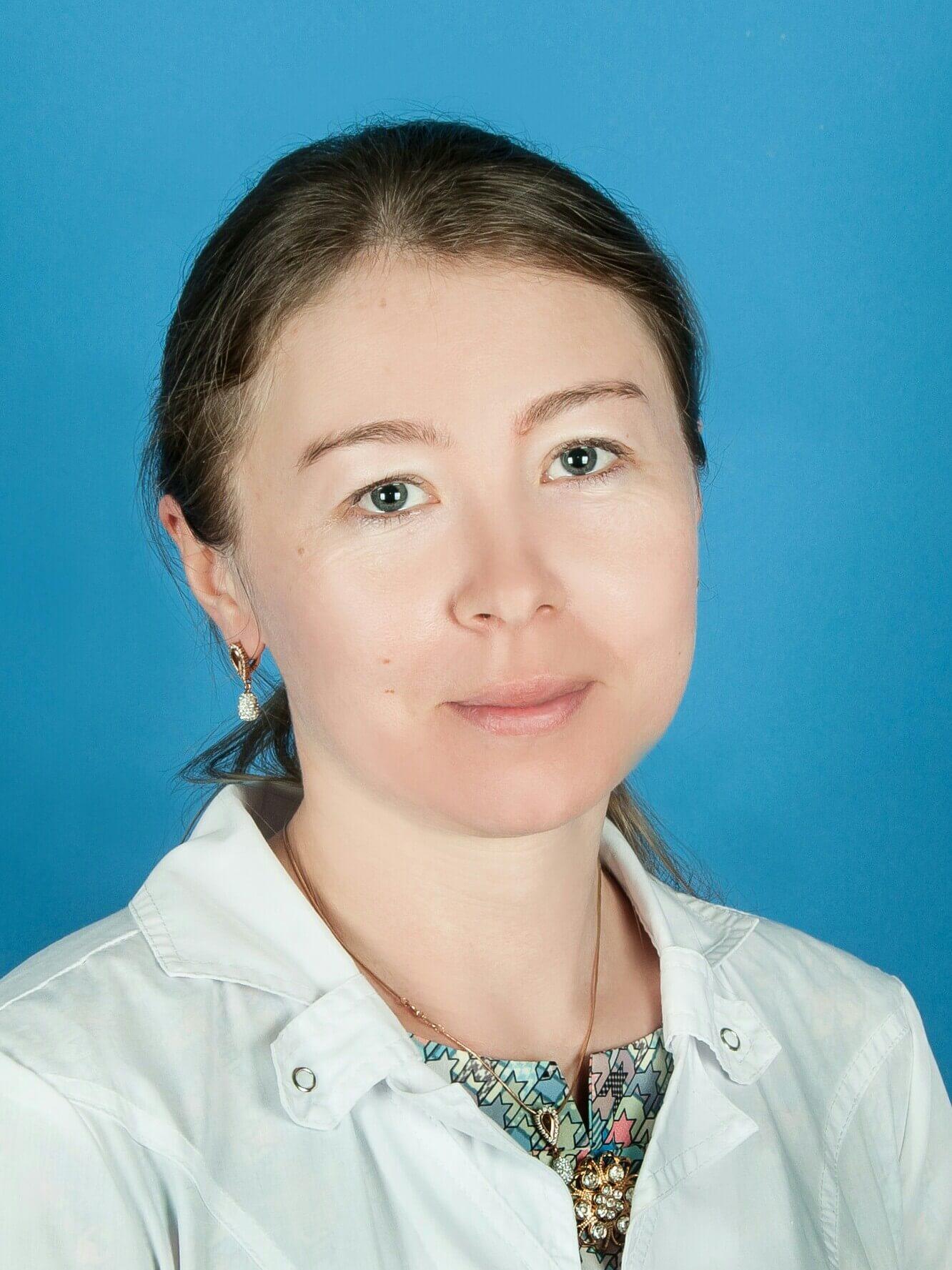 Врач терапевт, пульмонолог Королева О.Н.